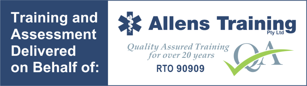 Allens Training courses